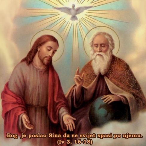 Svetkovina Presvetoga Trojstva